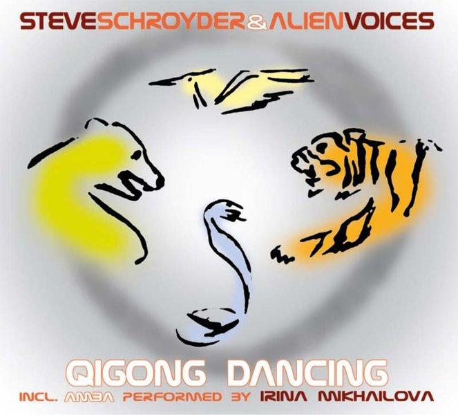 "CD ""Qigong Dancing"""