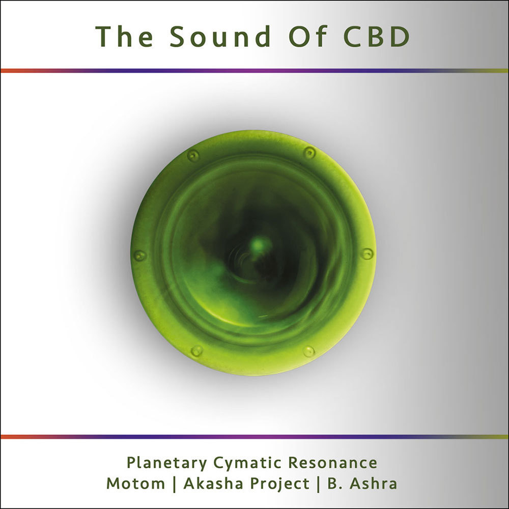 "CD ""The Sound of CBD"""